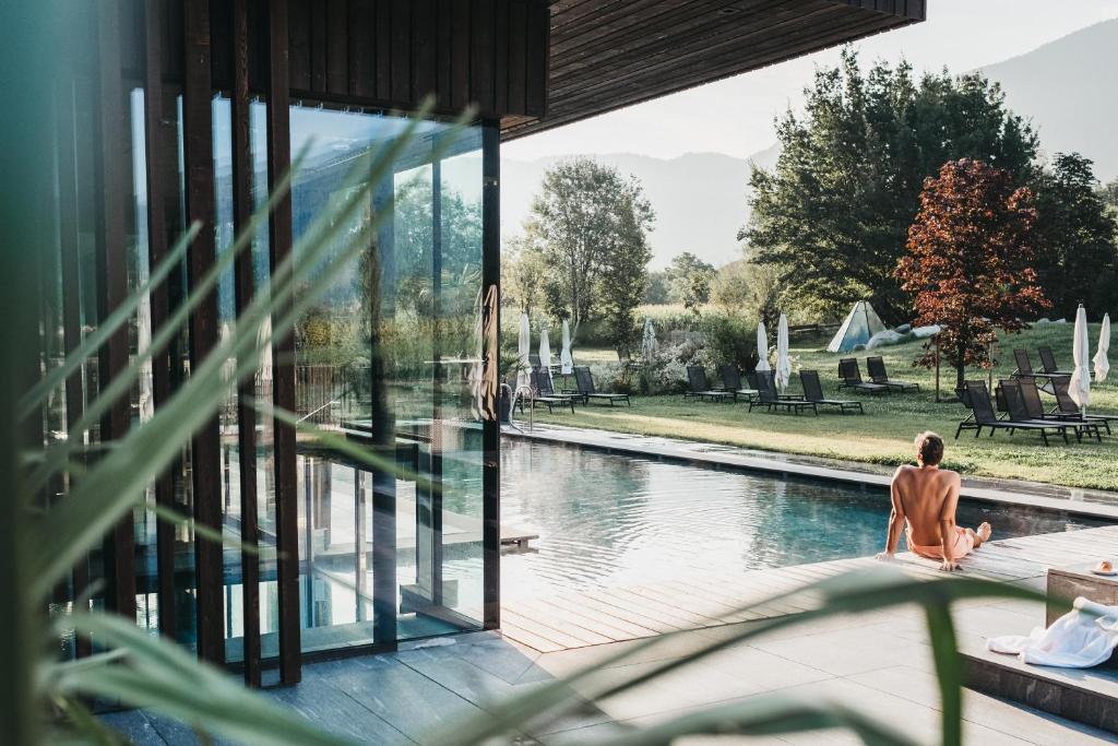 Rubner's Hotel Rudolf Brunico, Italy
