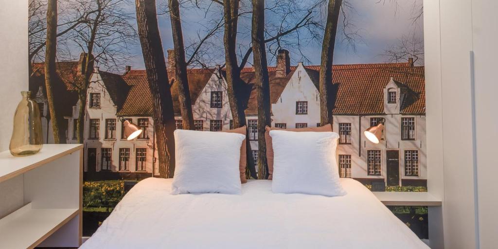 Hotel Marcel in de winter
