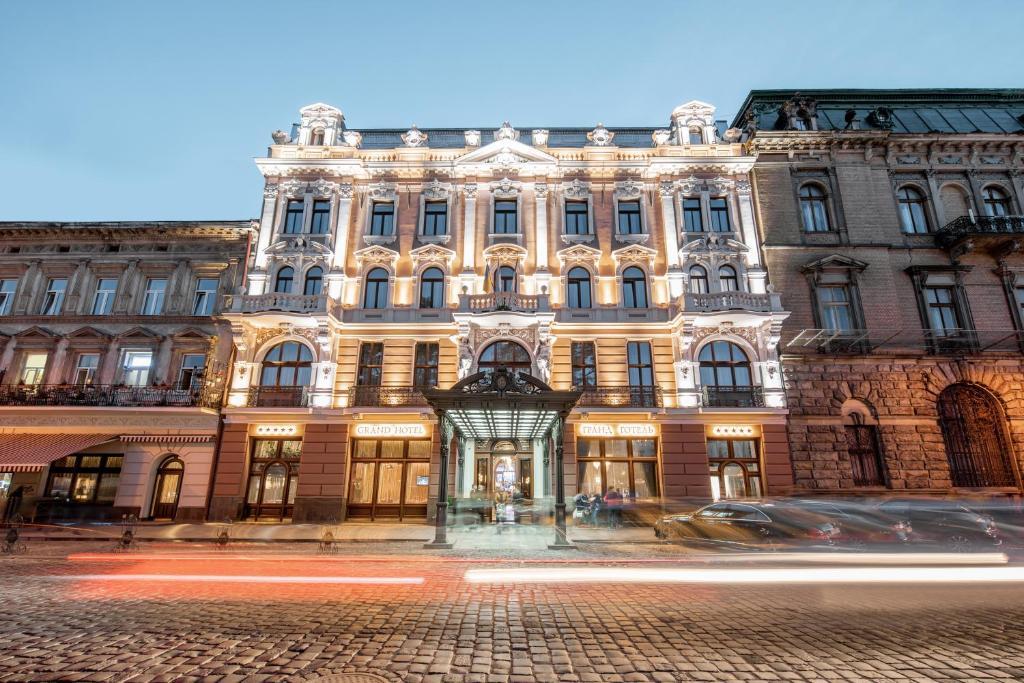 Grand Hotel Lviv Casino & Spa, Львов - обновленные цены 2021 года