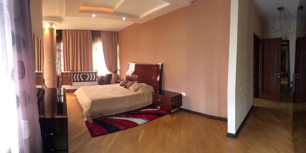 Cama ou camas em um quarto em Winter park hostel