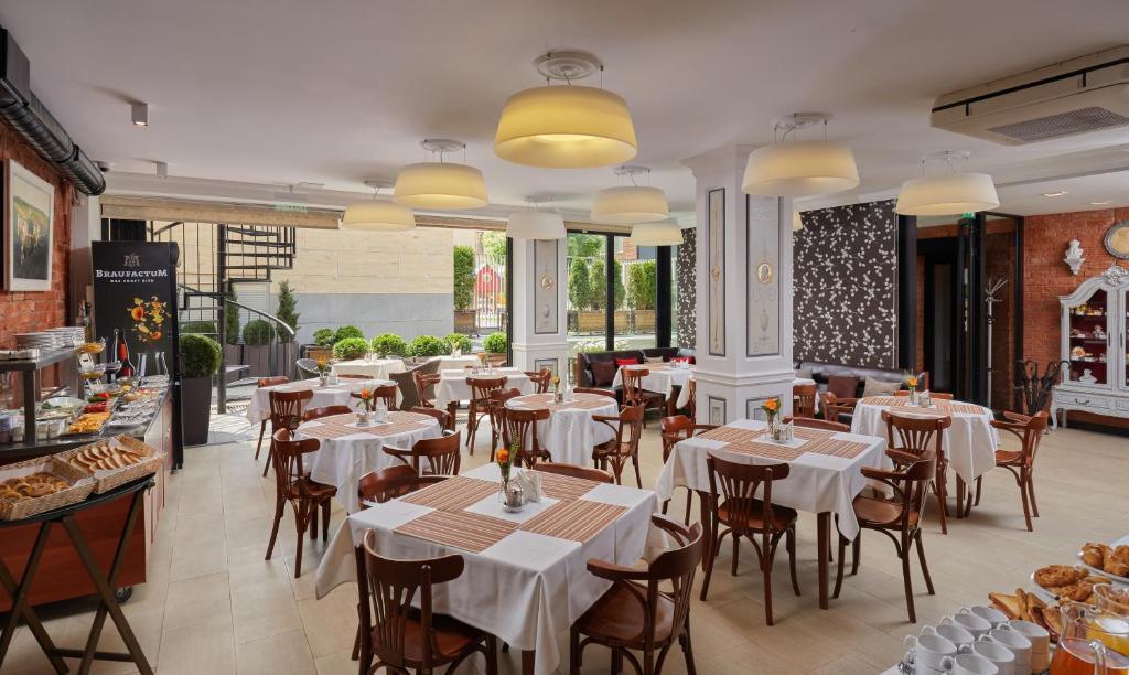 Ресторан / где поесть в Отель Графский