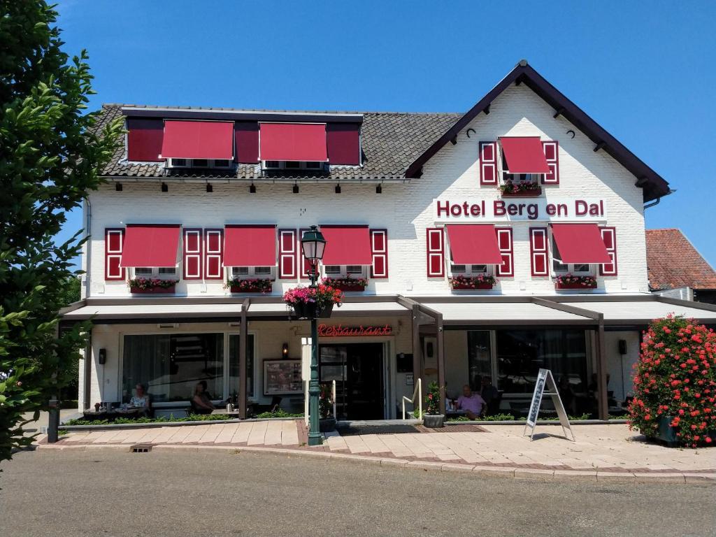 Hotel Berg en Dal Epen, Netherlands