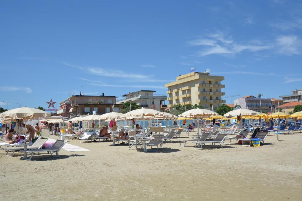 Hotel Palos Rimini, Italy