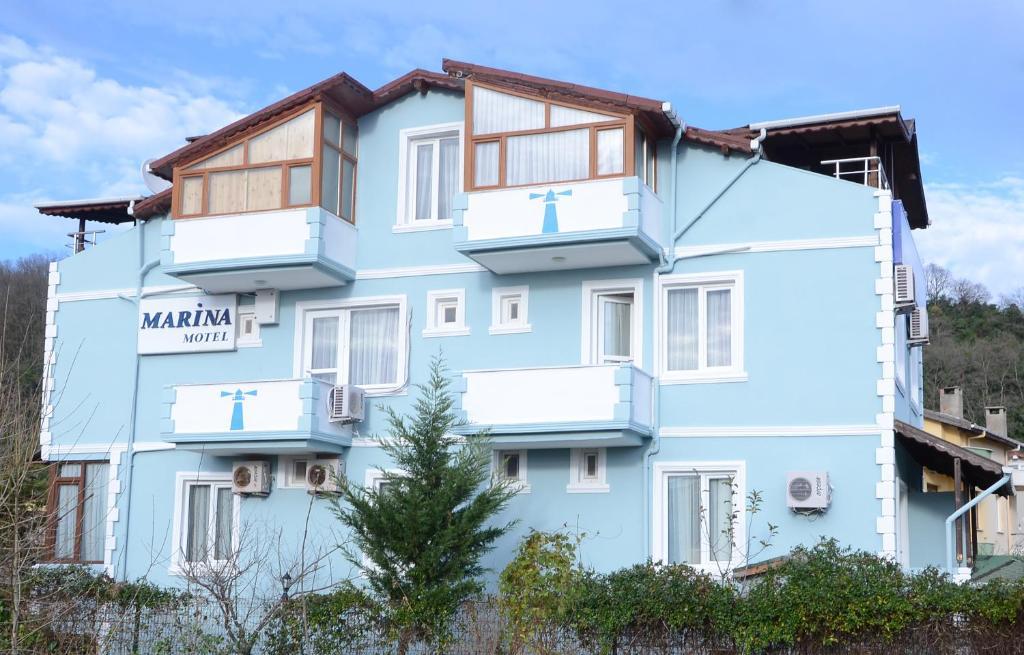 Marina Hotel Agva