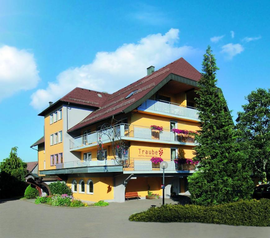 Hotel Traube Lossburg Lossburg, Germany