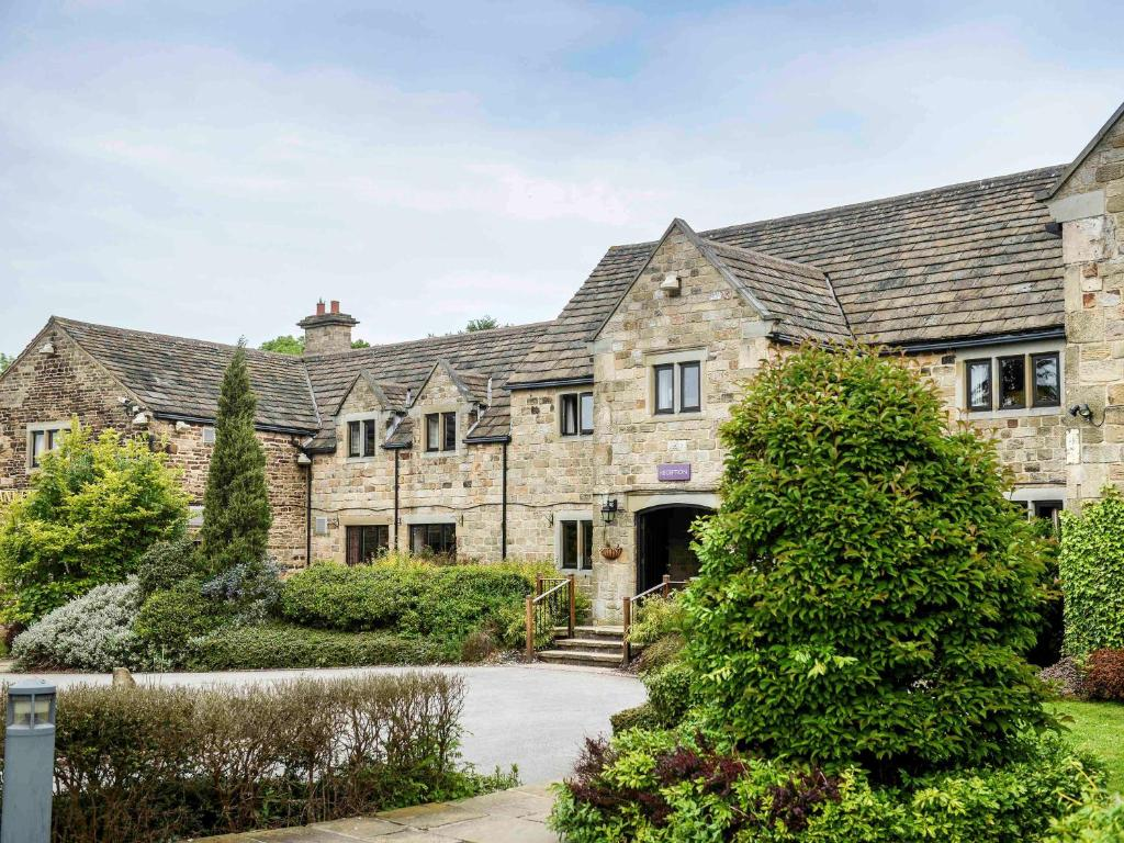 Tankersley Manor - Mercure Barnsley - Laterooms