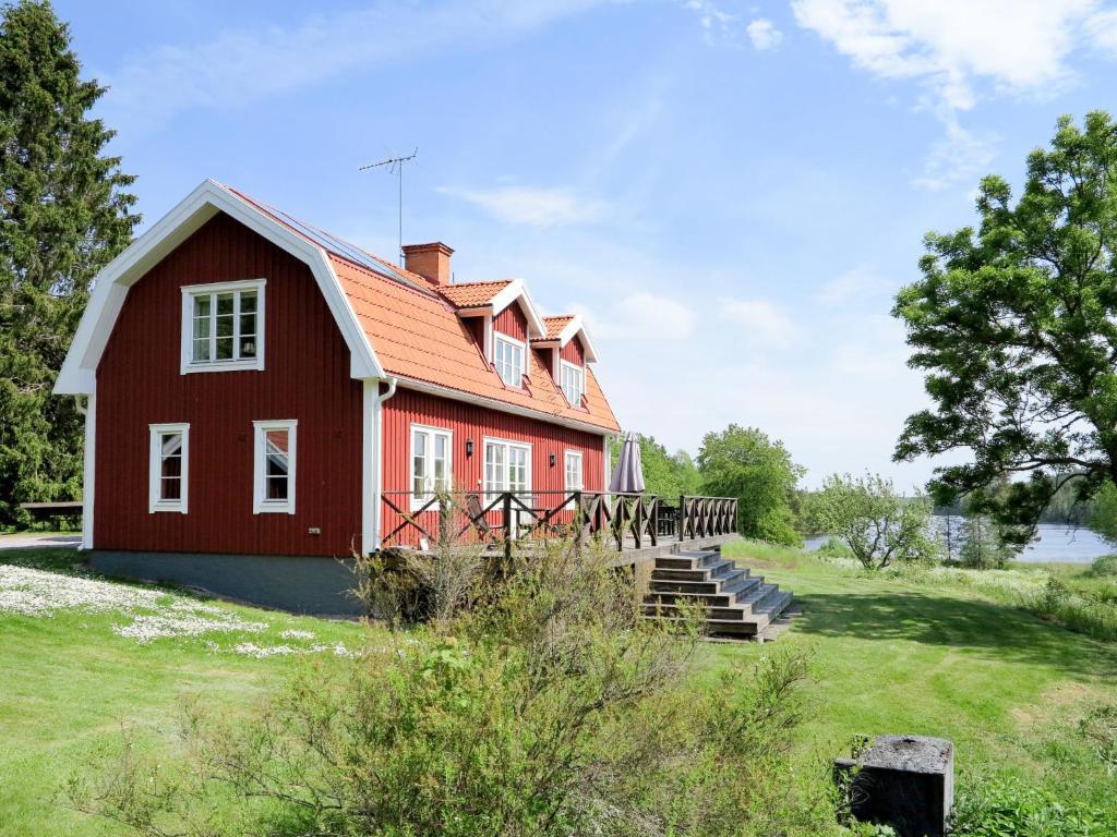 Holiday Home Klinten Totebo - SND150