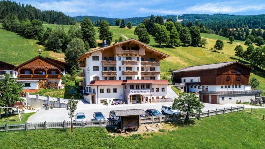 Hotel Vorderronach Saalbach Hinterglemm, Austria