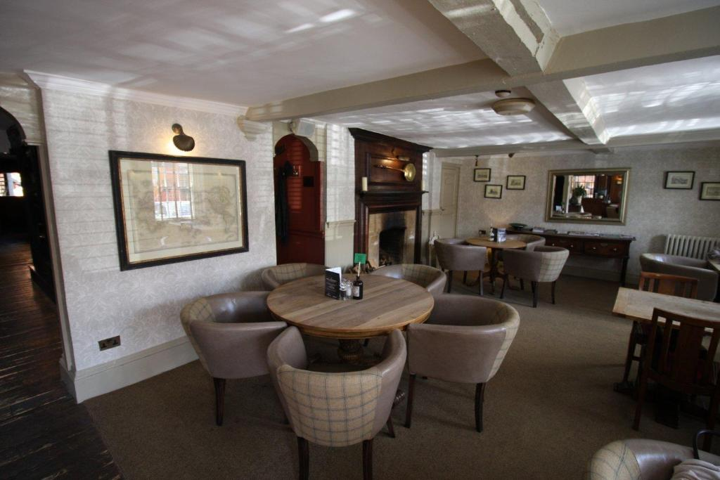 The Angel in Wootton Bassett - Laterooms