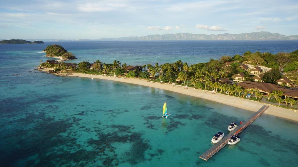 A bird's-eye view of Two Seasons Coron Island Resort & Spa