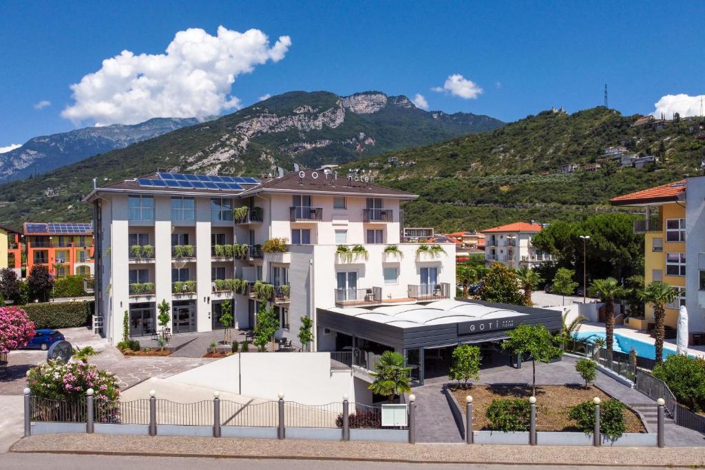 Hotel Ideal Nago-Torbole, Italy