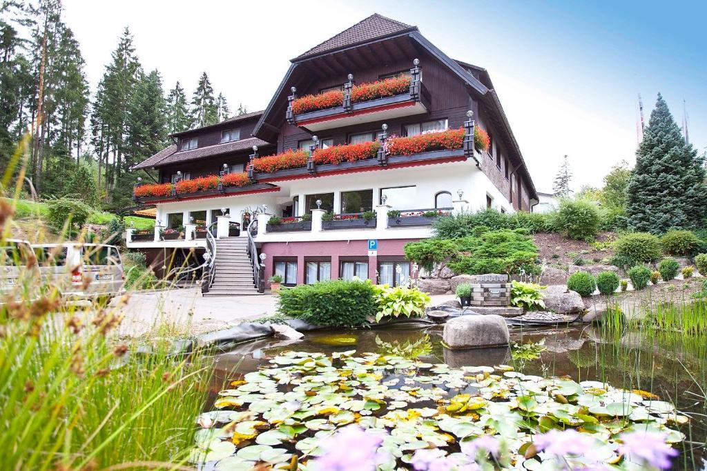 Hotel Restaurant Waldsägmühle - Laterooms