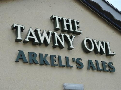 The Tawny Owl - Laterooms