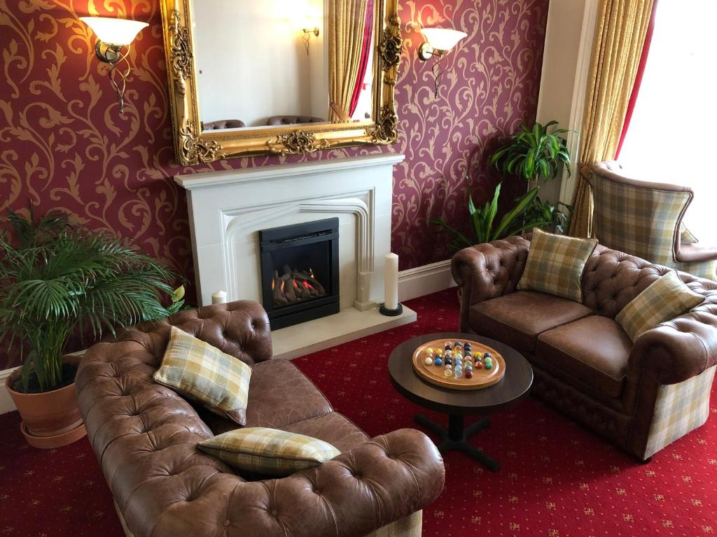Queenswood Hotel - Laterooms