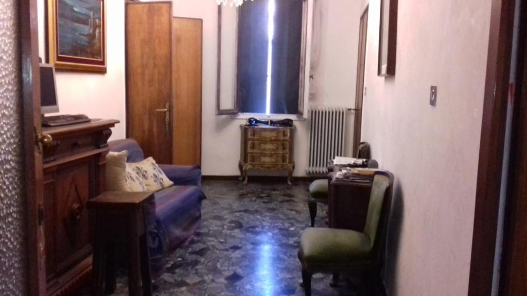 A seating area at Viva Venezia