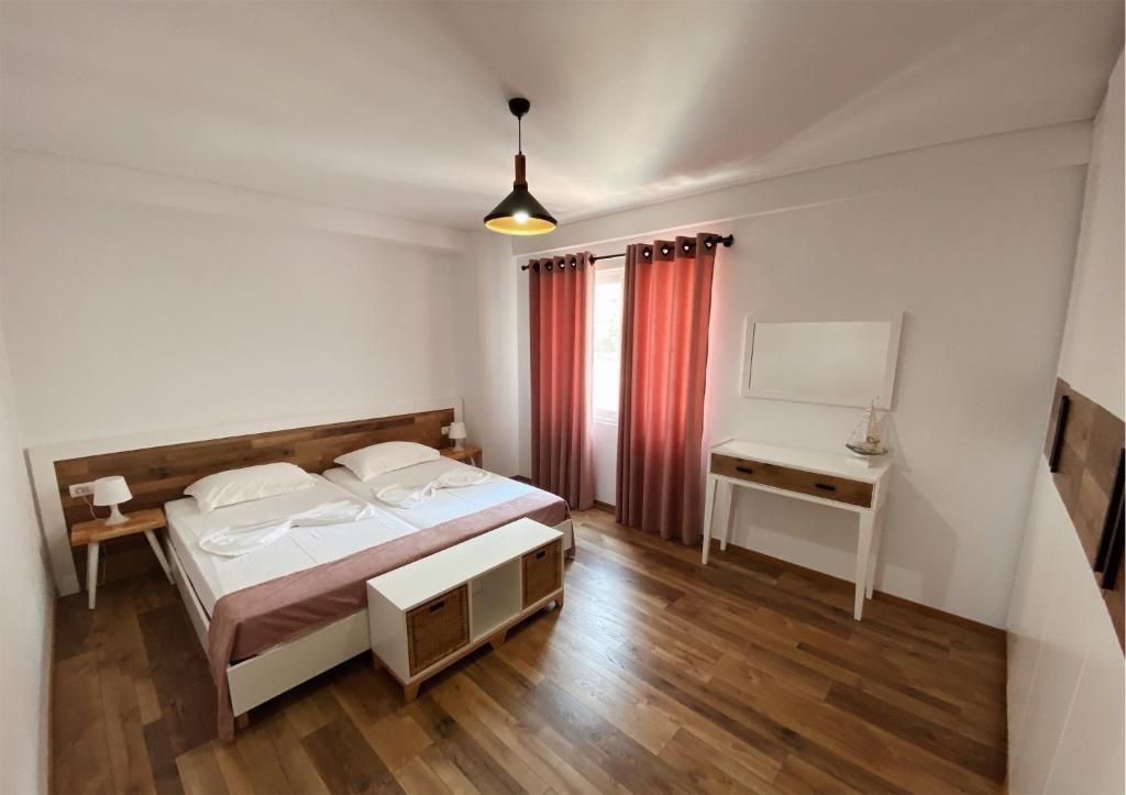 Апартаменты с 2 спальнями и видом на море: фотография номер 9