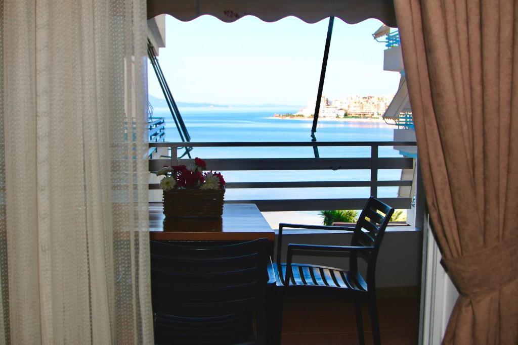 Апартаменты с 2 спальнями и видом на море: фотография номер 19