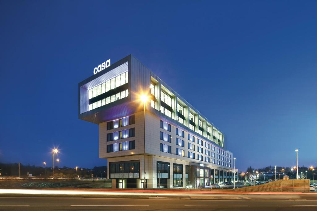 Casa Hotel - Laterooms