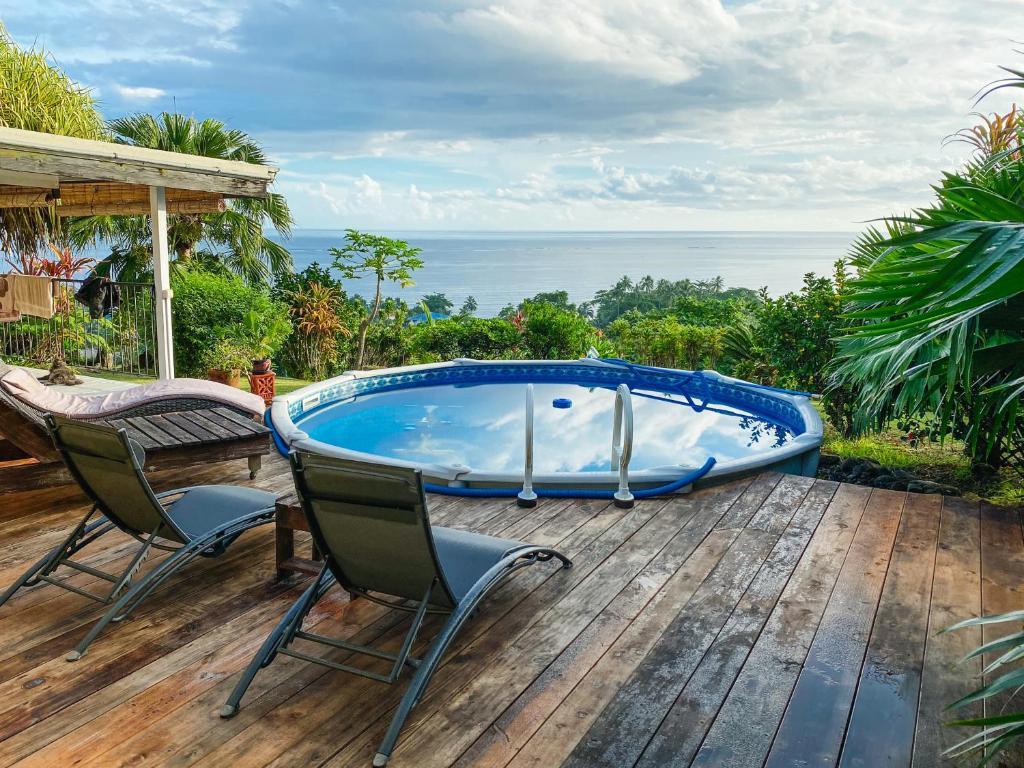 A piscina localizada em The Lodge ou nos arredores