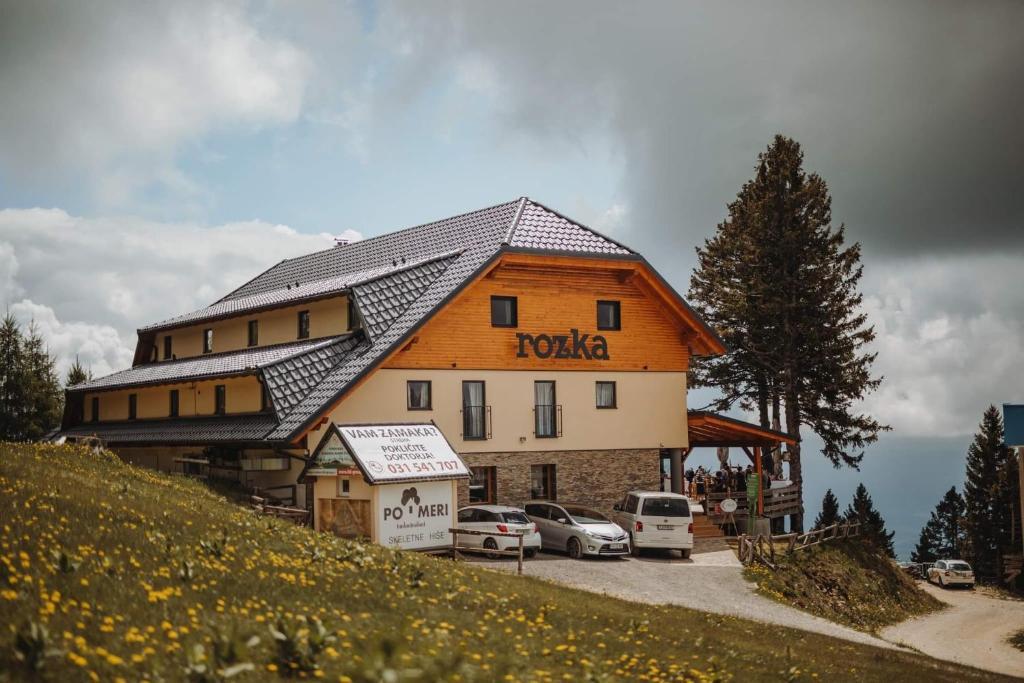 Hotel Rozka Cerklje na Gorenjskem, Slovenia