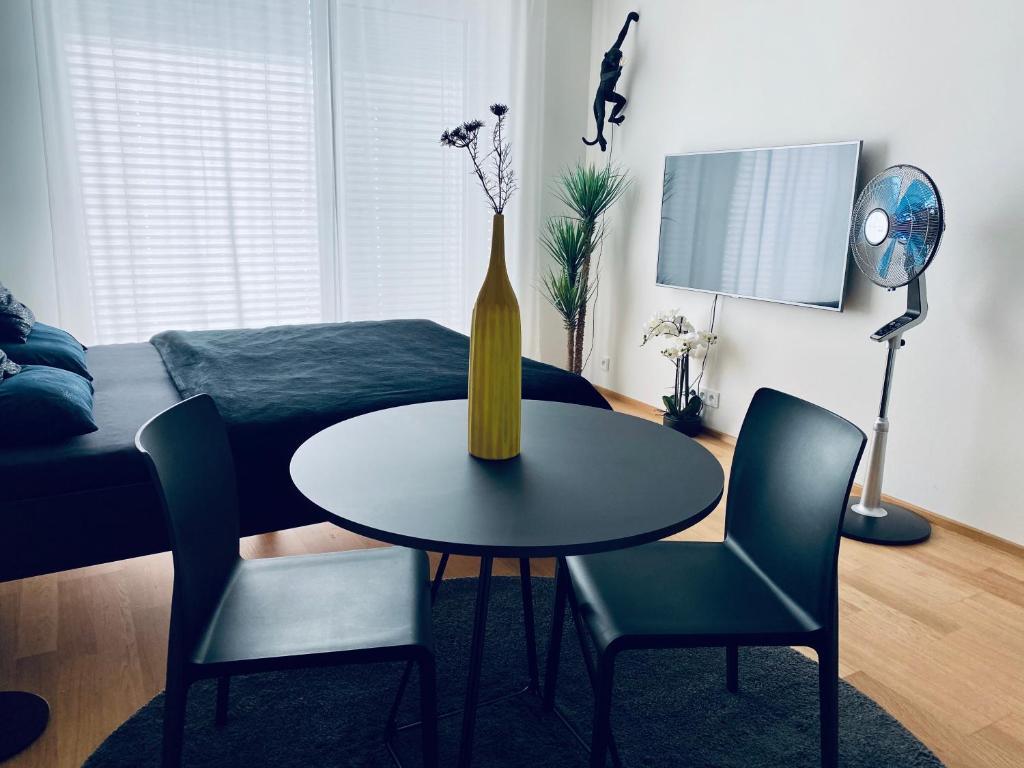 Jídelna v apartmánu
