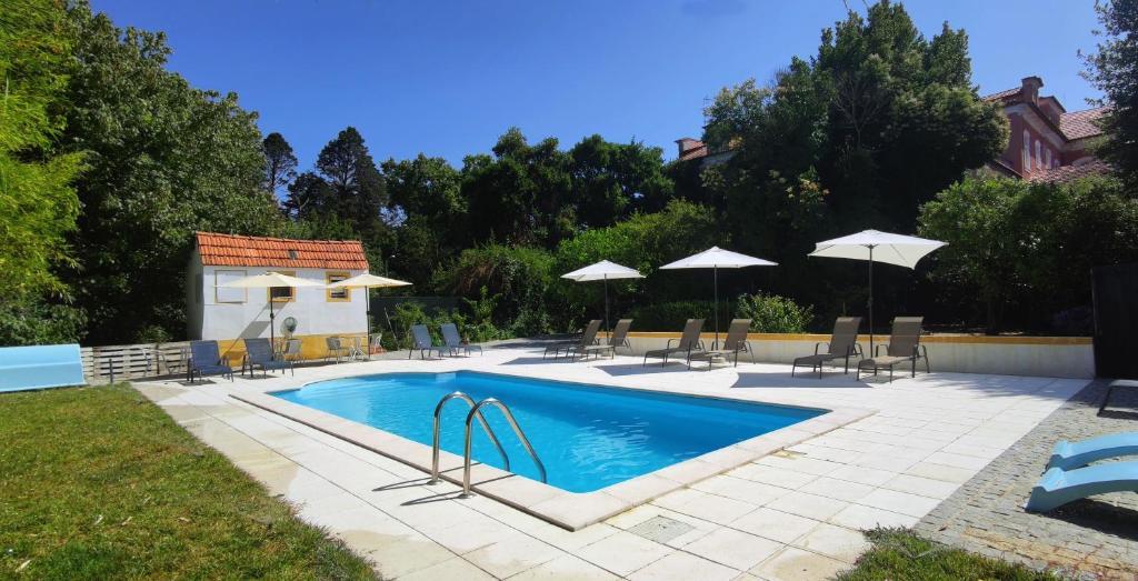 Hotel Do Parque - Curia Curia, Portugal