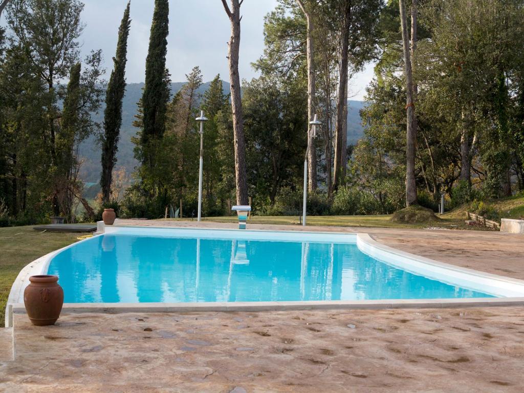 Piscina di Villa Ortensia D'Avalos o nelle vicinanze