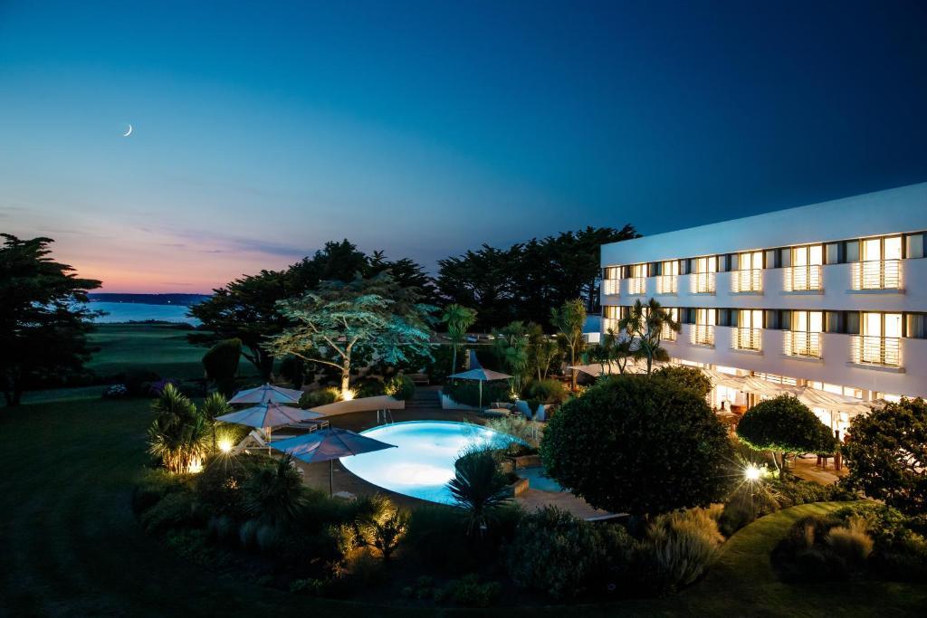 The Atlantic Hotel - Laterooms