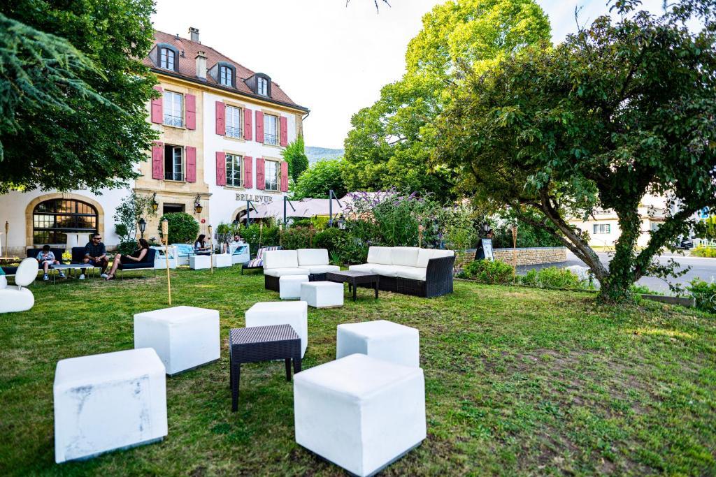 Hotel Bellevue-Onnens Onnens, Switzerland