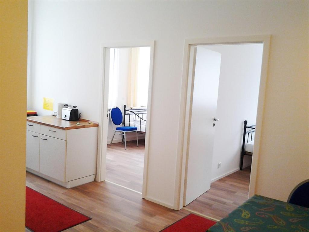 TV/Unterhaltungsangebot in der Unterkunft Apartments Nürnberg