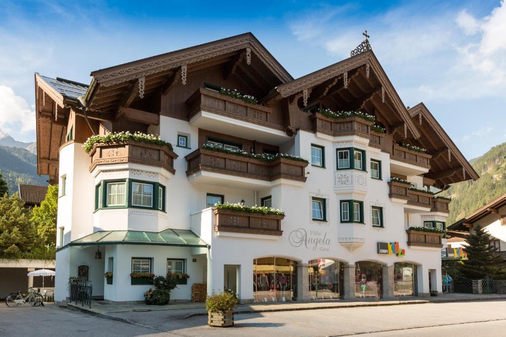Villa Angela Mayrhofen, Austria