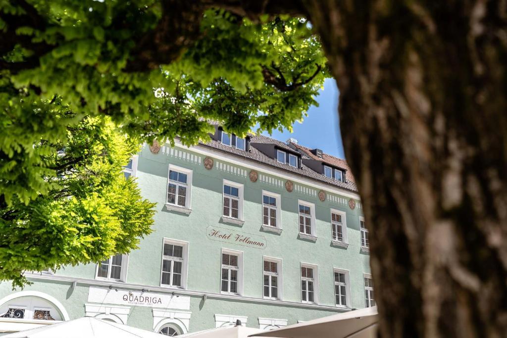 Hotel Vollmann Weilheim in Oberbayern, Germany