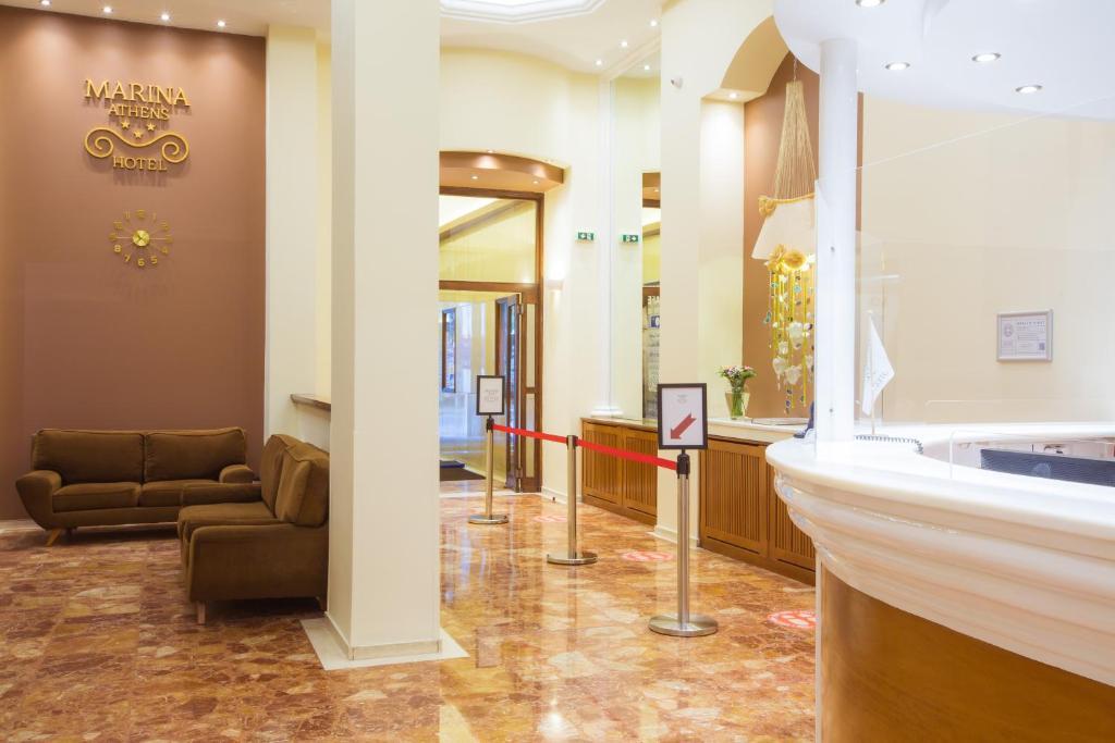 Hotel Marina Athens, Greece