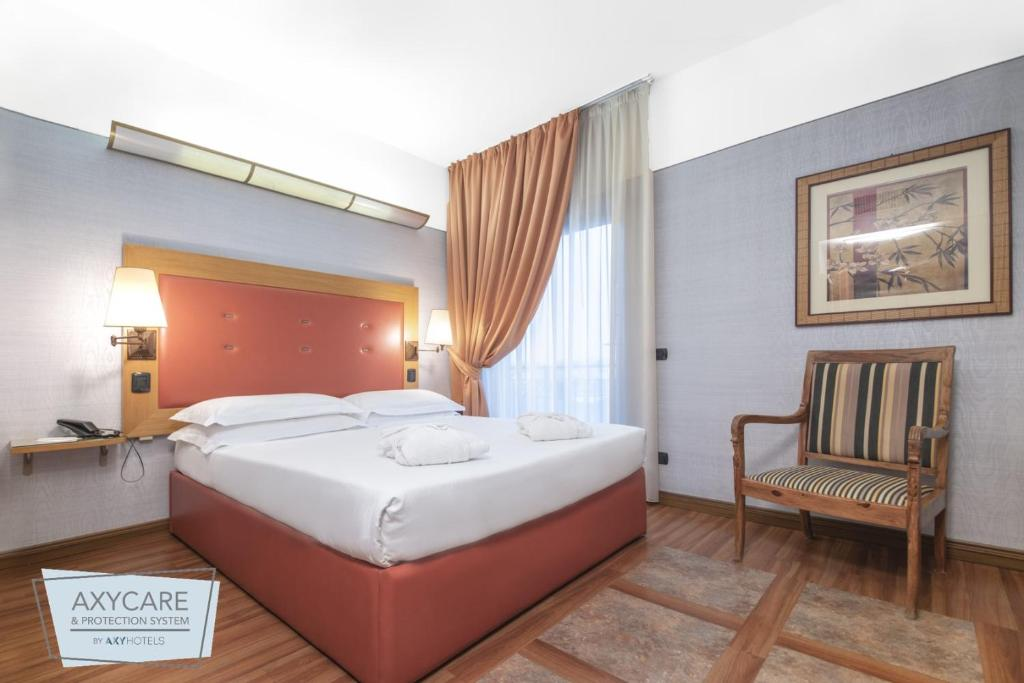 Best Western Hotel St. George - Laterooms