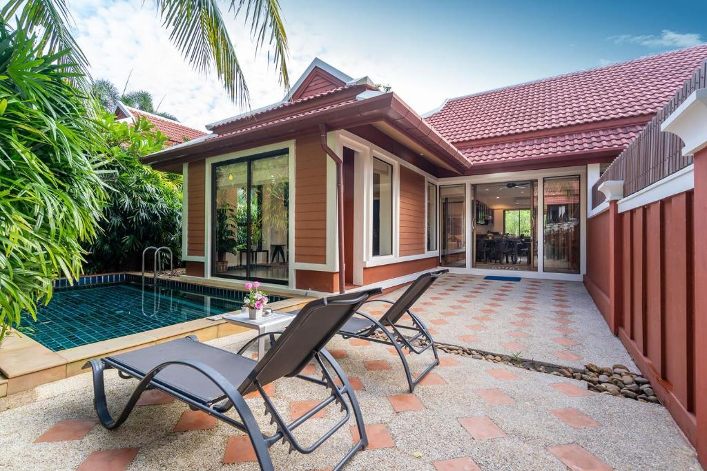 Boutique Resort Private Pool Villa - SHA Plus
