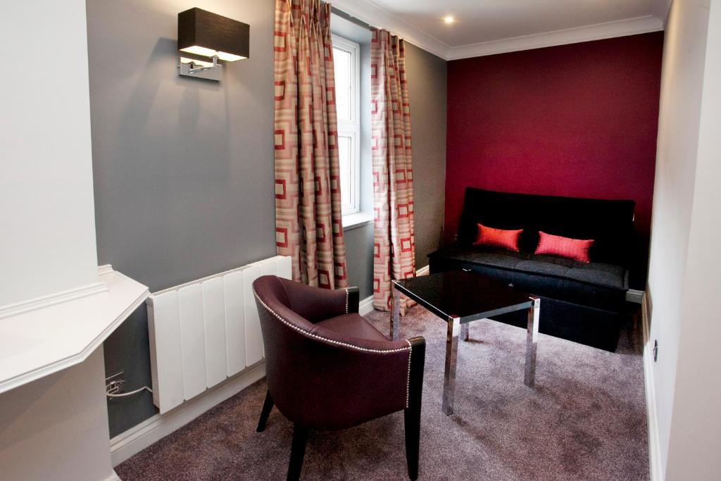 St James Hotel, Nottingham City Centre - Laterooms