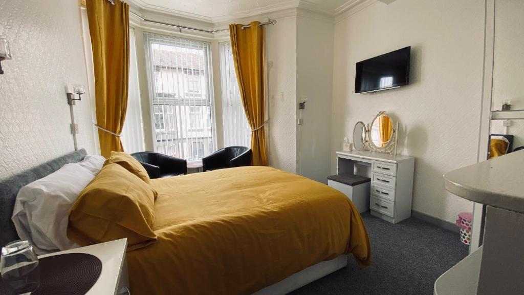 Trianon Guest House - Laterooms