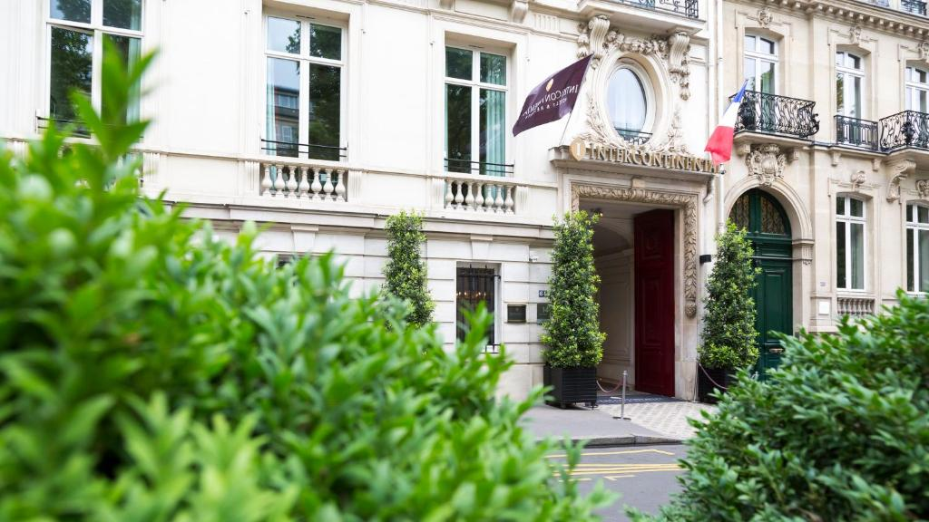 InterContinental PARIS - AVENUE MARCEAU - Laterooms