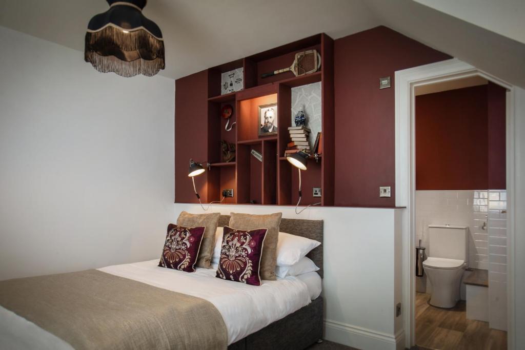 The Bath Hotel - Laterooms