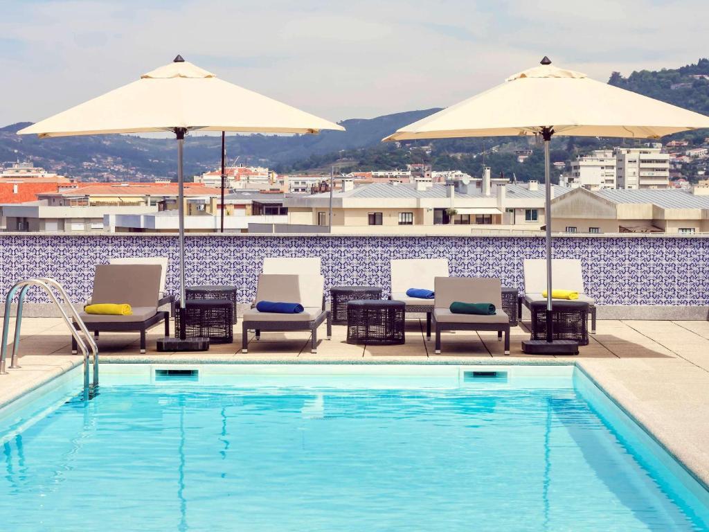 Hotel Mercure Braga Centro - Laterooms