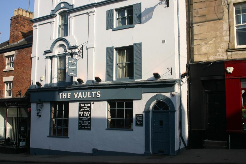The Vaults - Laterooms