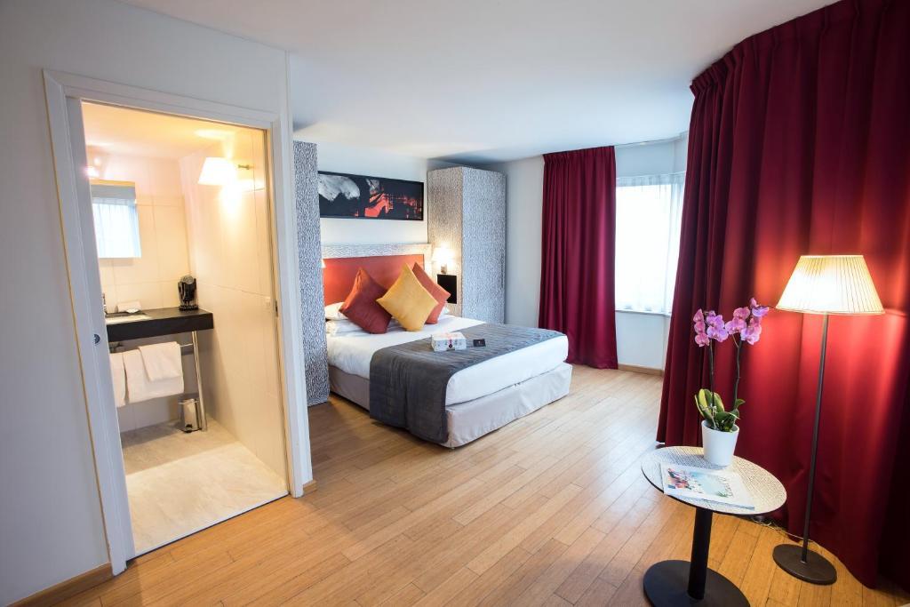 Eden Hotel & Spa Cannes, France