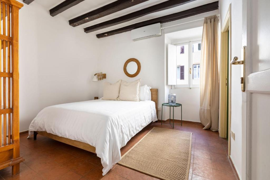An apartment at the Sonder - Castel Sant'angelo.