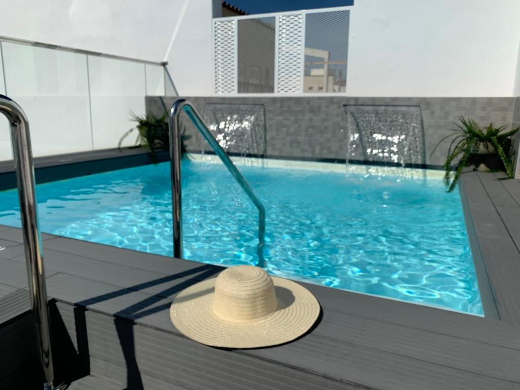 The swimming pool at or near Soho Boutique Sevilla