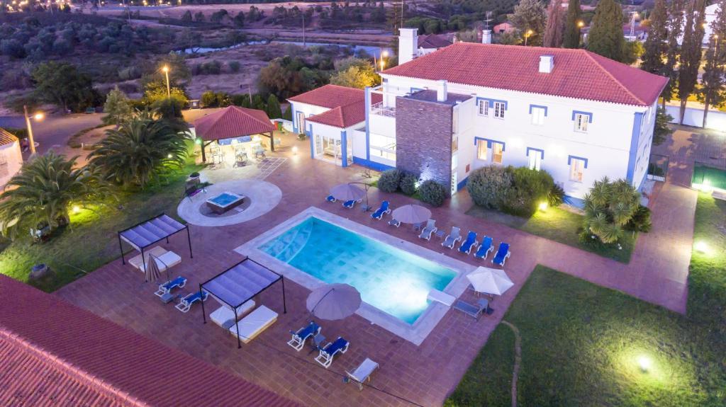 Santa Barbara dos Mineiros Hotel Rural Lousal, Portugal