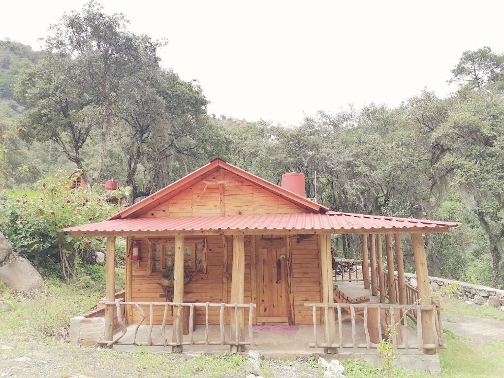 Cabañas Vista San Nicolás