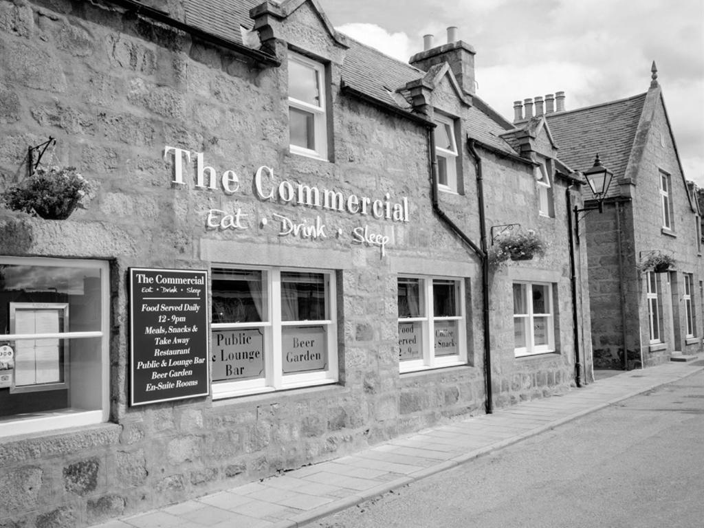 The Commercial Hotel - Laterooms