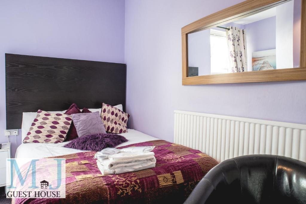 MJ Guest House - Laterooms