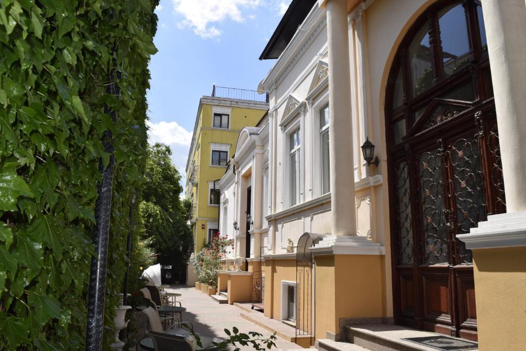 Hotel Michelangelo Bucharest, Romania