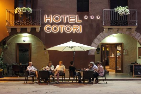 Hotel Cotori El Pont de Suert, Spain